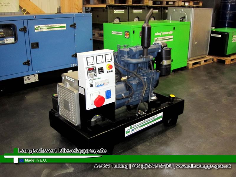 30kva 24kw vm linz gebrauchter dieselgenerator luftgek hlter motor. Black Bedroom Furniture Sets. Home Design Ideas