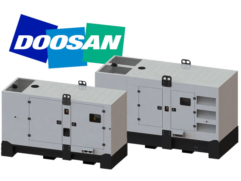 Limitierte Doosan Export Aktion Limited Doosan Export Promotion