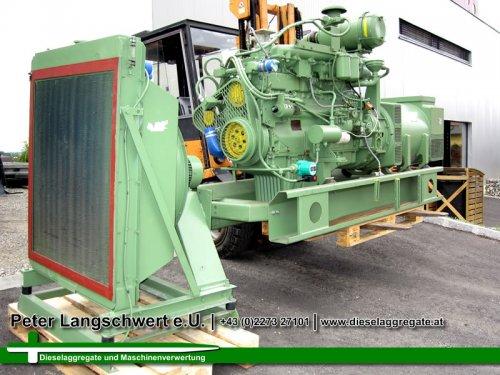gebrauchter dieselgenerator man hitzinger 140kva 112kw 50hz 212a 380v. Black Bedroom Furniture Sets. Home Design Ideas